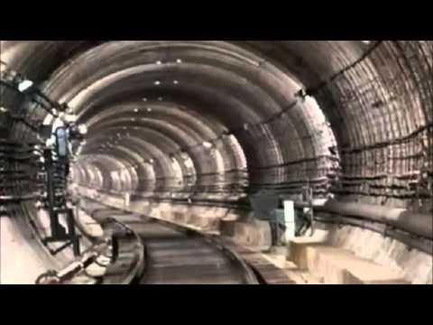 Imagens do subsolo da Área 51 (Base Dulce)