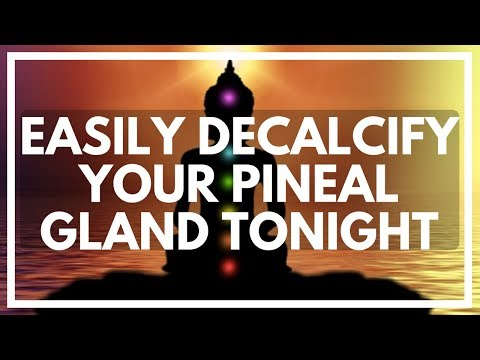 How To Quickly DECALCIFY Your Pineal Gland & WHY You Need To For Lucid Dreaming