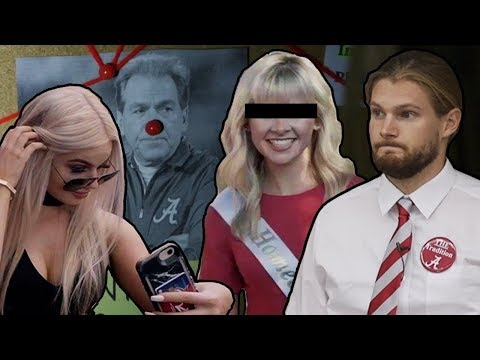 Alabama Homecoming Rigged By Secret Society? — Caleb Pressley Investigates