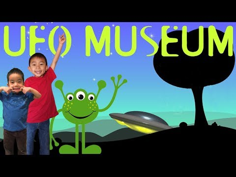 Are Aliens Real? UFO Sightings at the International UFO Museum in Roswell New Mexico