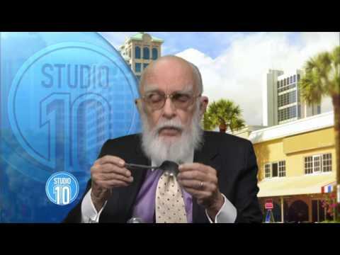 James Randi: Debunking The Paranormal | Studio 10
