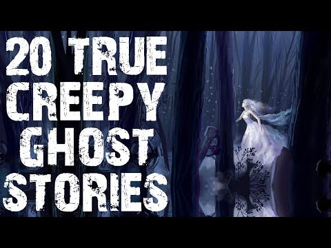 20 TRUE Dark & Terrifying Paranormal Ghost Stories To Creep You Out! | (Scary Stories)