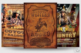 3 FLYERS - Western Flyer Bundle