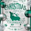 Christmas Eve Flyer Template psd V.4