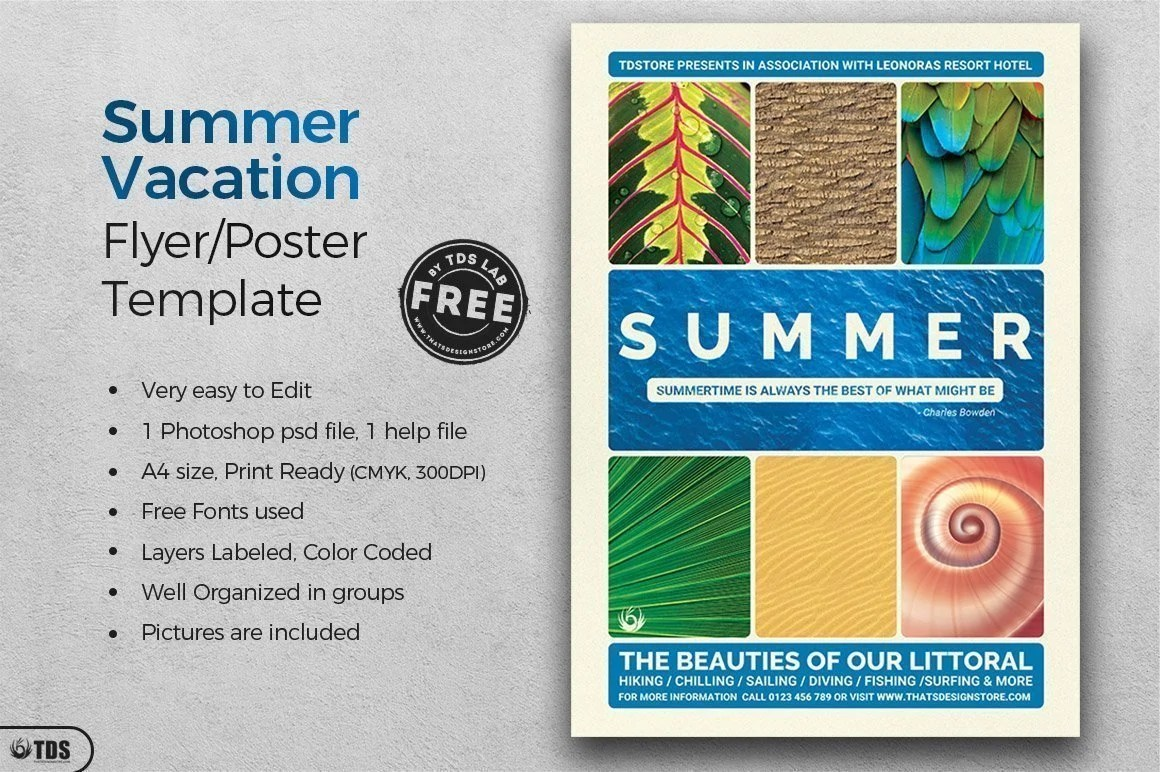 summer flyer template free beach party flyer template free free