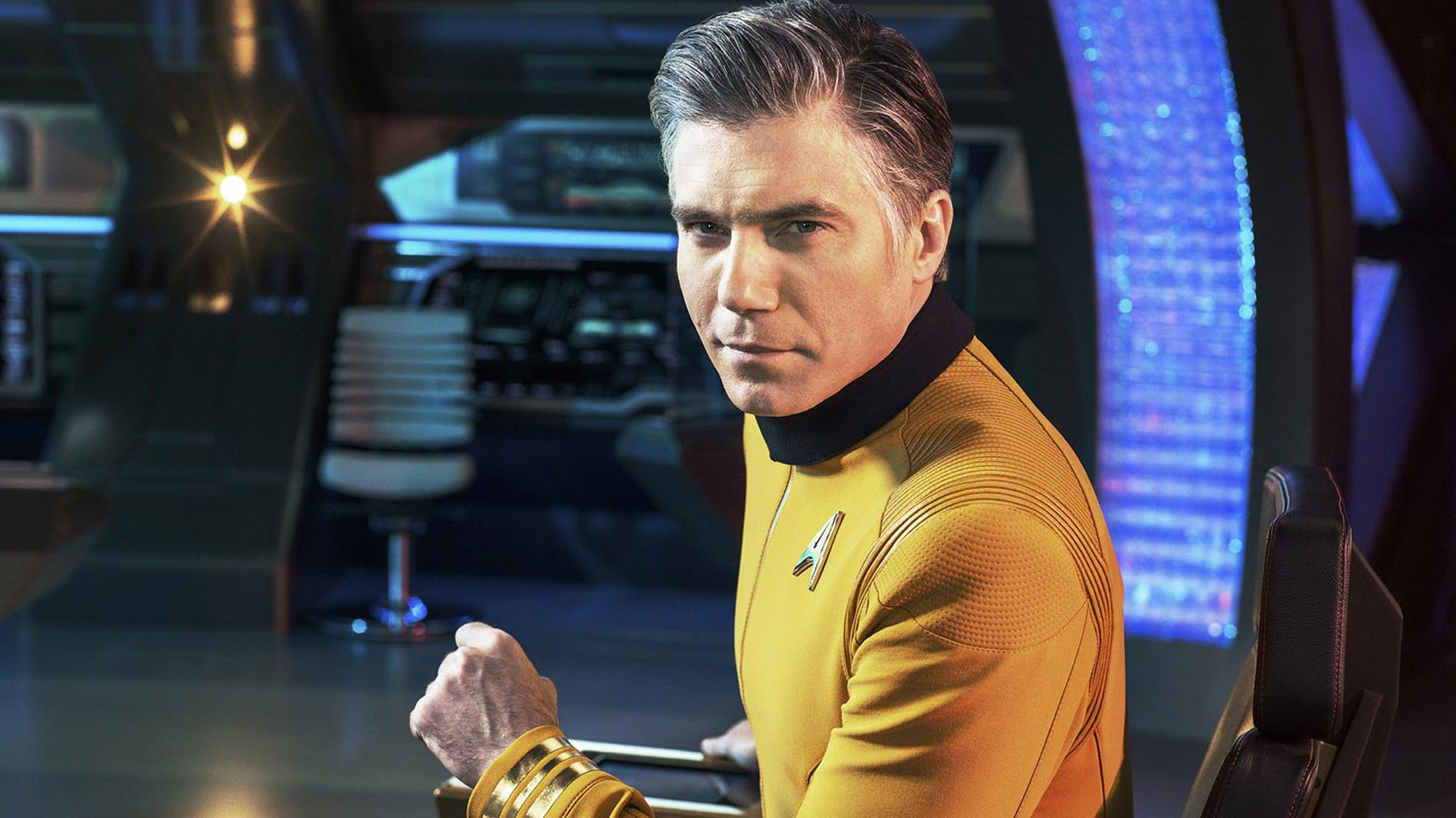 Star Trek: Discovery's Depiction of Captain Pike's Disability is a Betrayal of Roddenberry's Utopian Vision