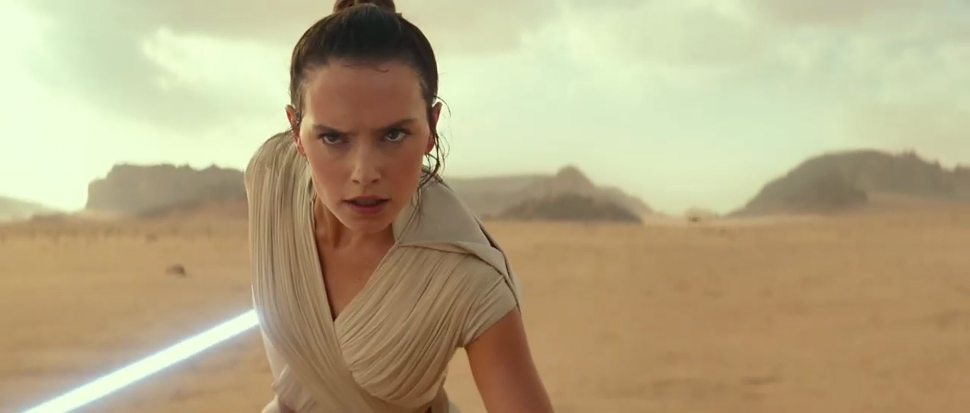 Star Wars: The Rise of Skywalker Trailer Revealed
