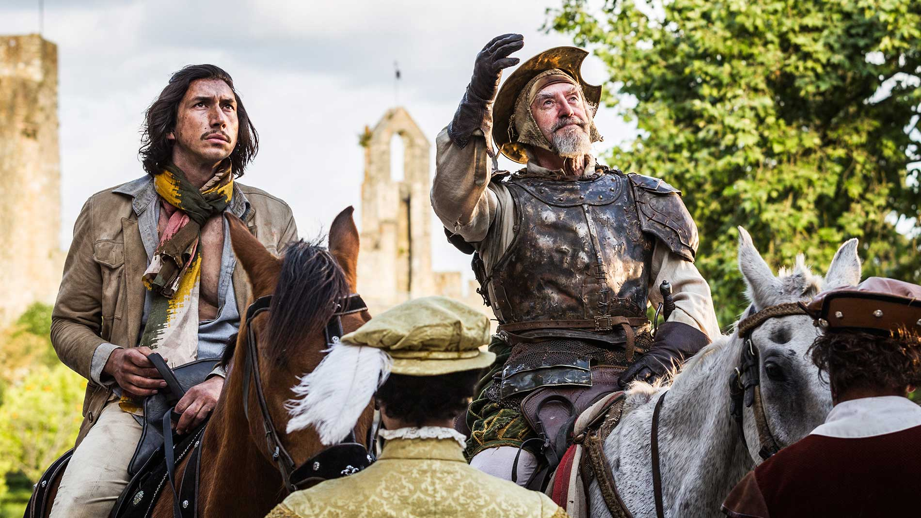 The Man Who Killed Don Quixote: Terry Gilliam, Adam Driver, and the Cast on Finally Bringing the Man of La Mancha to the Screen