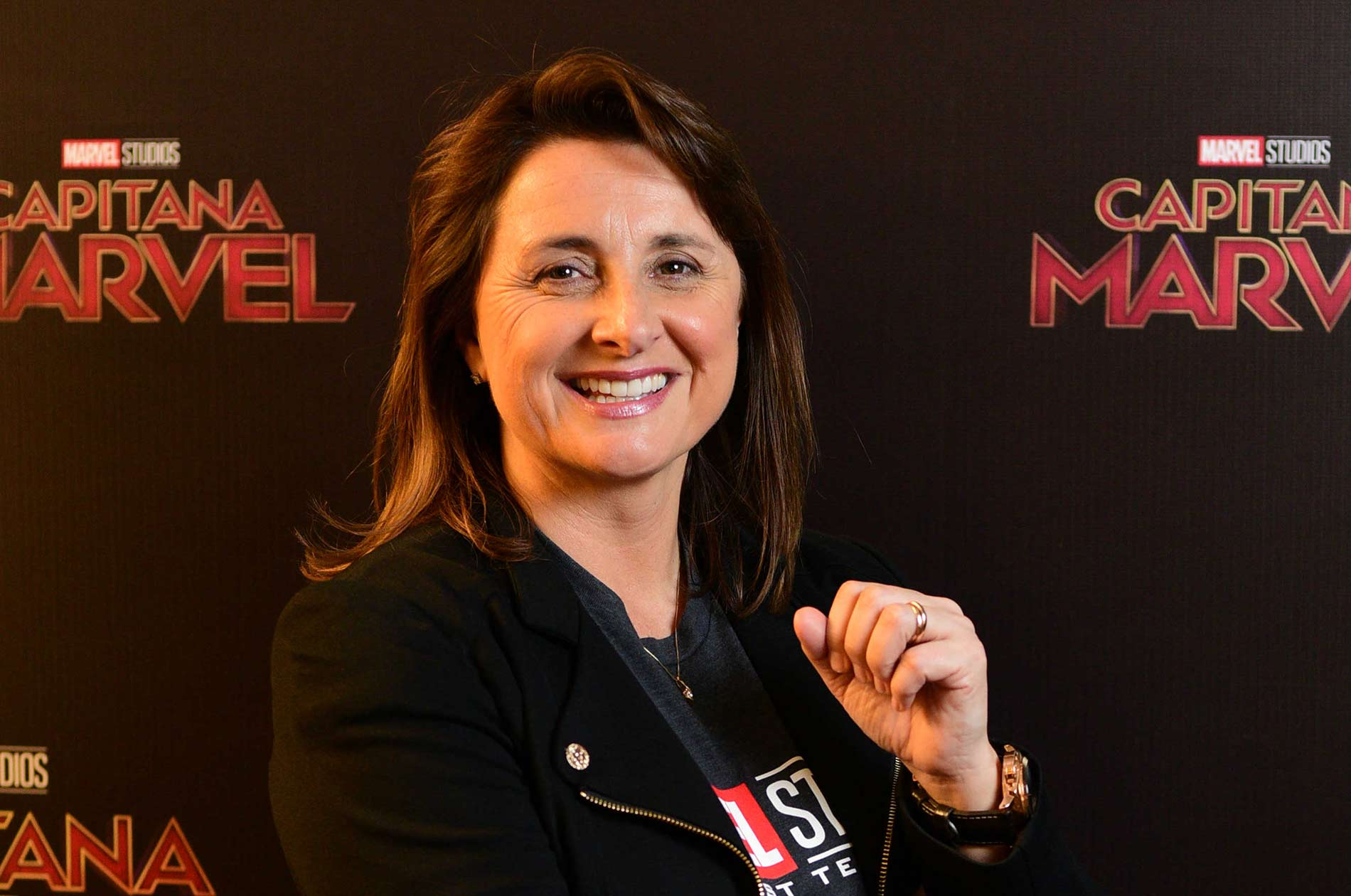 Avengers: Endgame – Marvel Studios' EVP Victoria Alonso on the Russos, What's Next for the MCU, the Diverse Future of the Franchise, and What's on Her Shelf