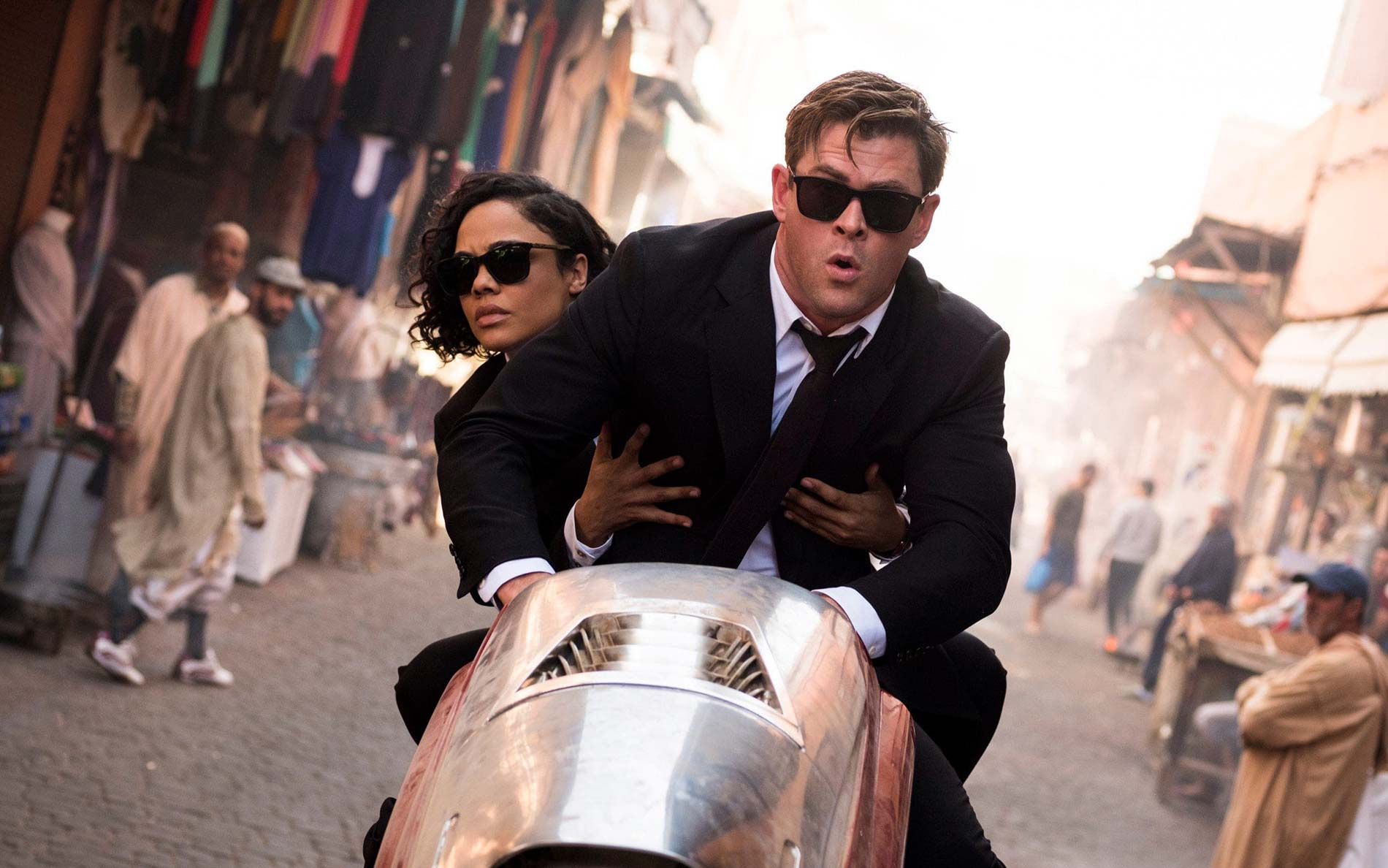 Parental Guidance: Men in Black: International