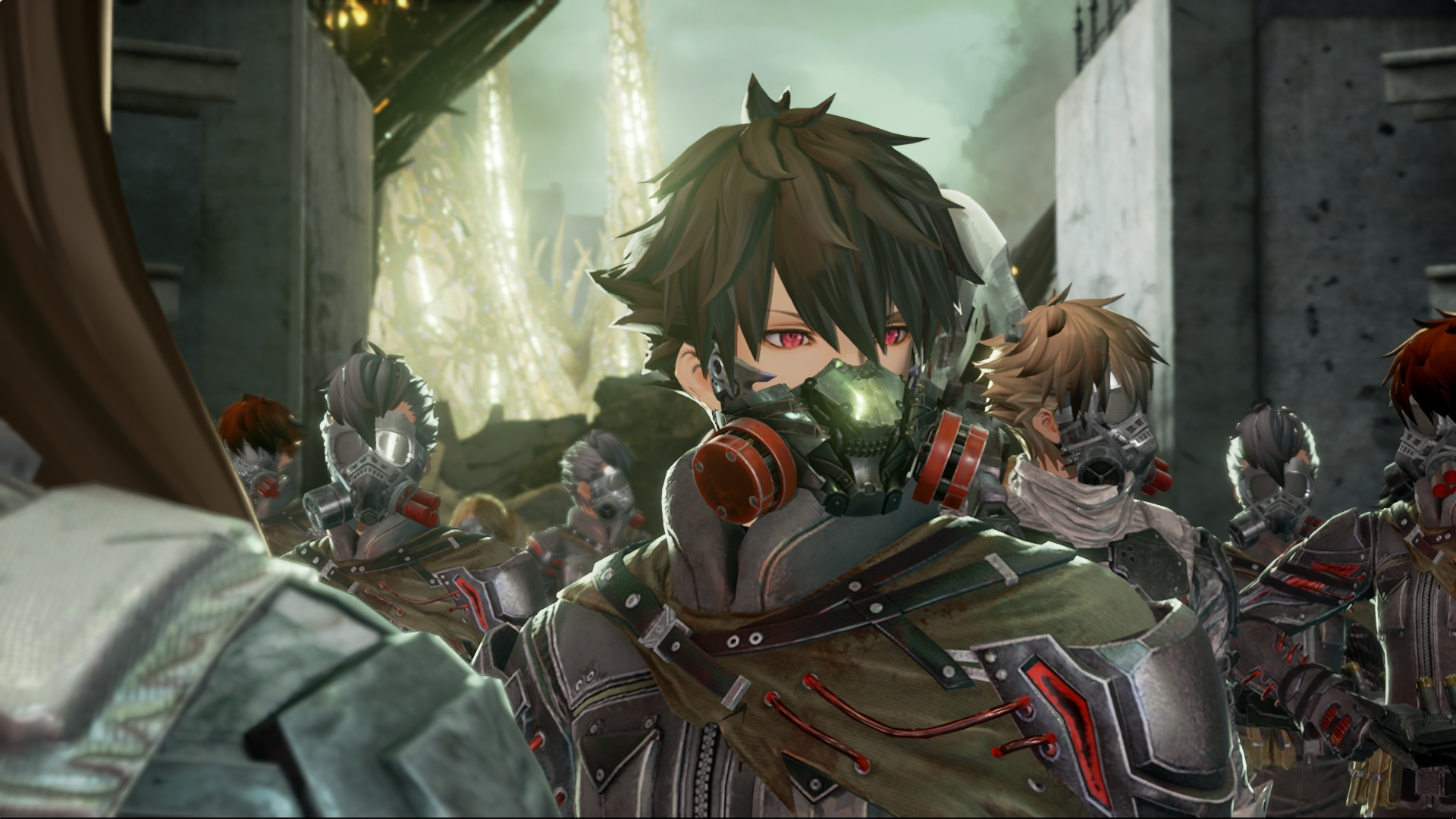 Code Vein Locks In Release Date With a New Trailer