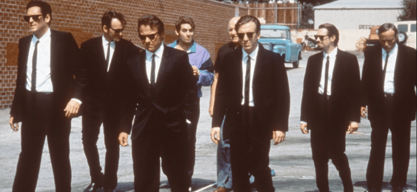Black Hole Films Episode 120 – Reservoir Dogs