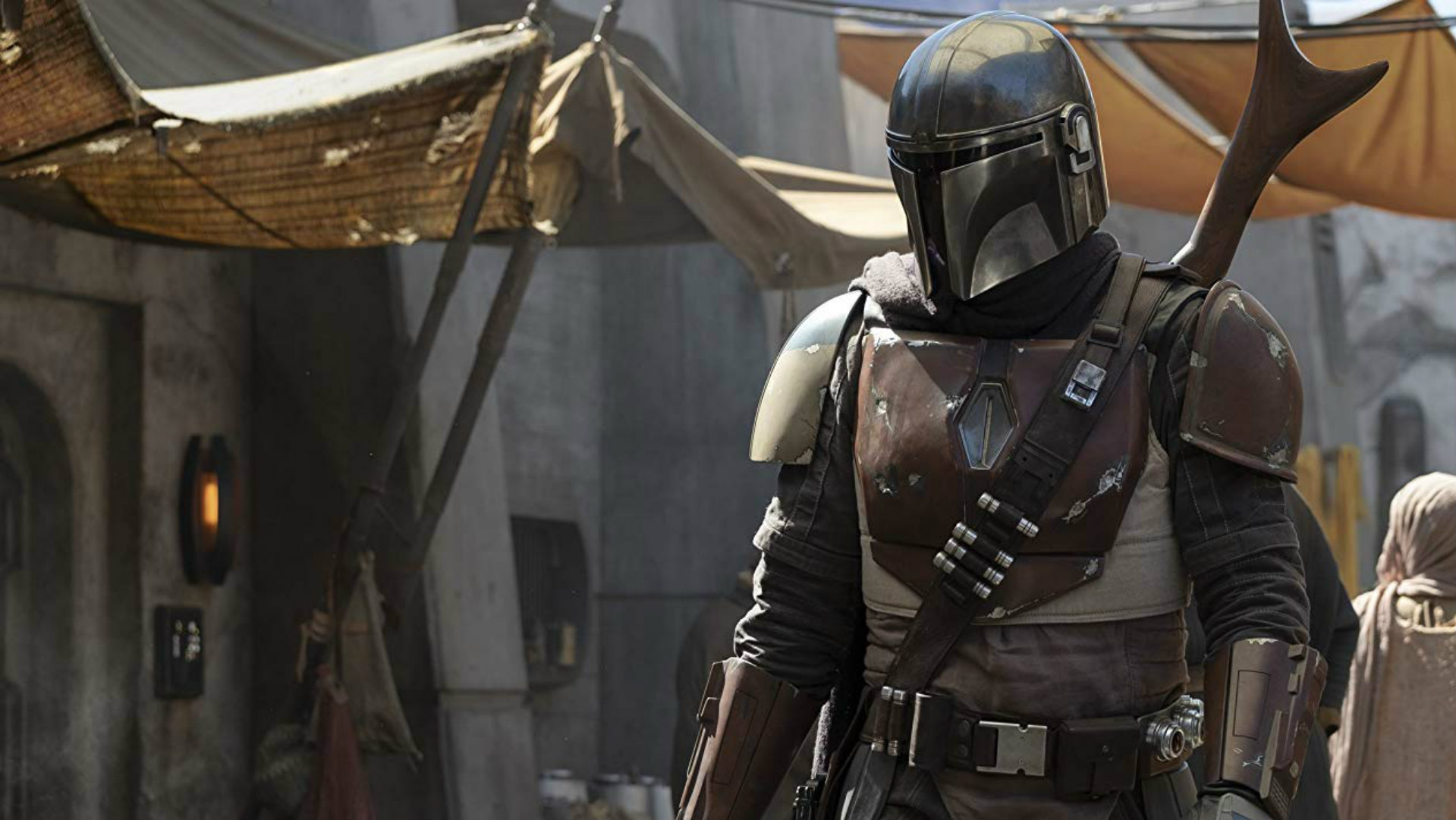 The Mandalorian Trailer: Once Upon a Time in a Galaxy Far, Far Away