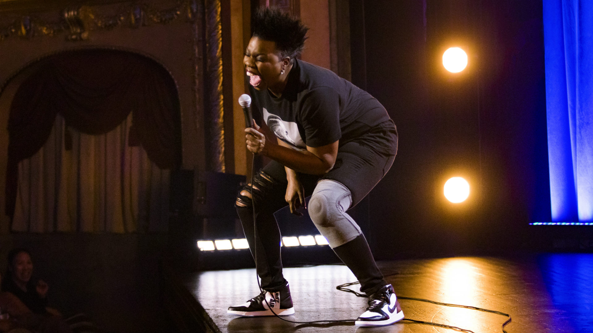 Leslie Jones: Time Machine Review