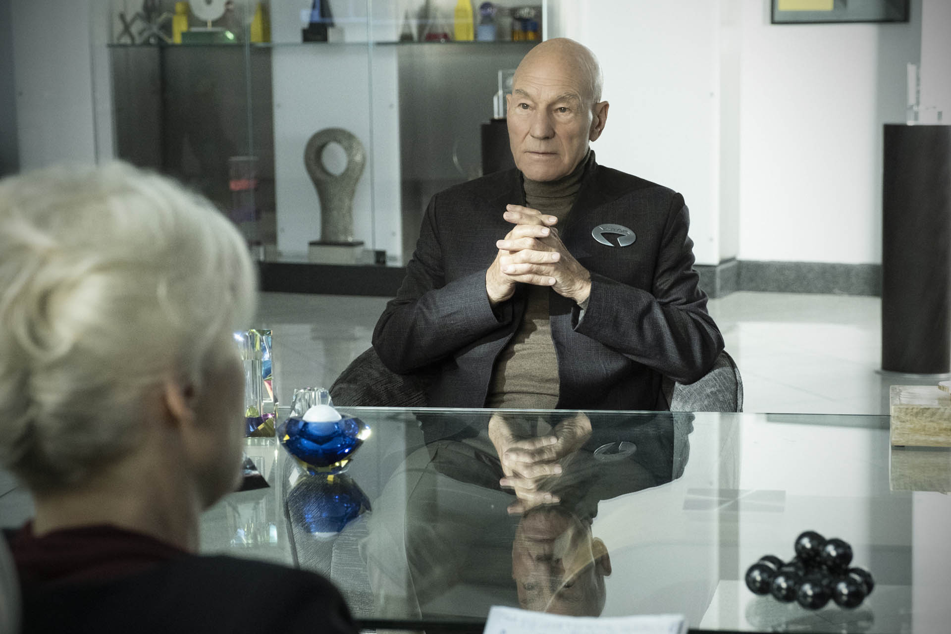 "Highly Logical – A Star Trek Podcast Episode 029: Star Trek: Picard ""Maps and Legends"""