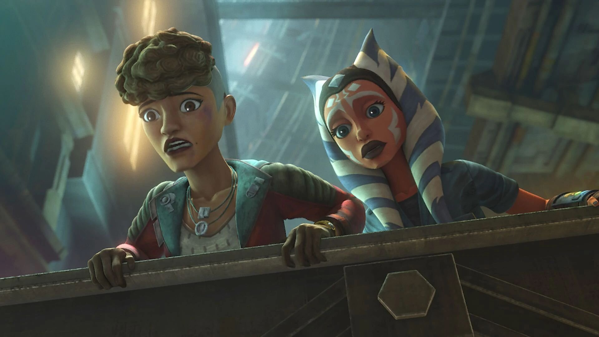 Star Wars: The Clone Wars Episodes 7.05-6 Review