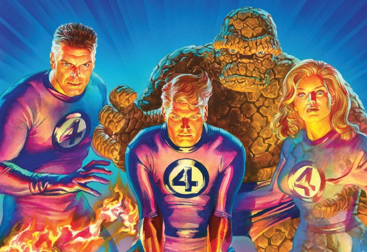 Spoiled Rotten 103: Fancasting Fantastic Four