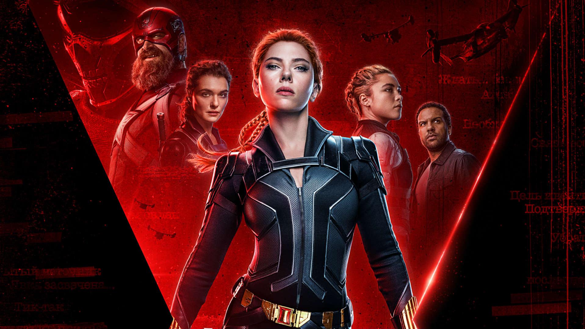 Black Widow Interview: Olga Kurylenko Talks Playing the MCU's Newest Villain