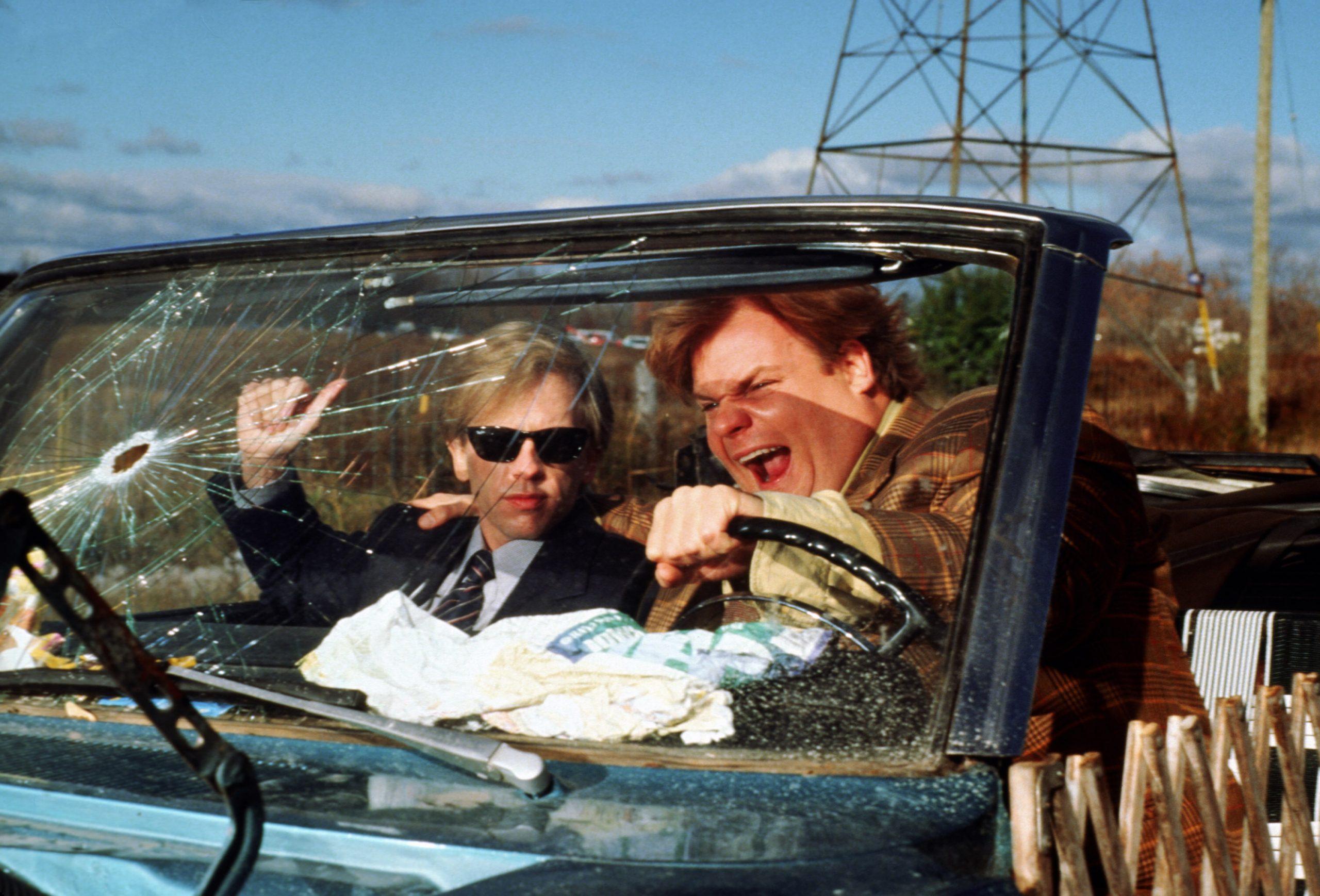 Interview: Director Peter Segal talks 'Tommy Boy'