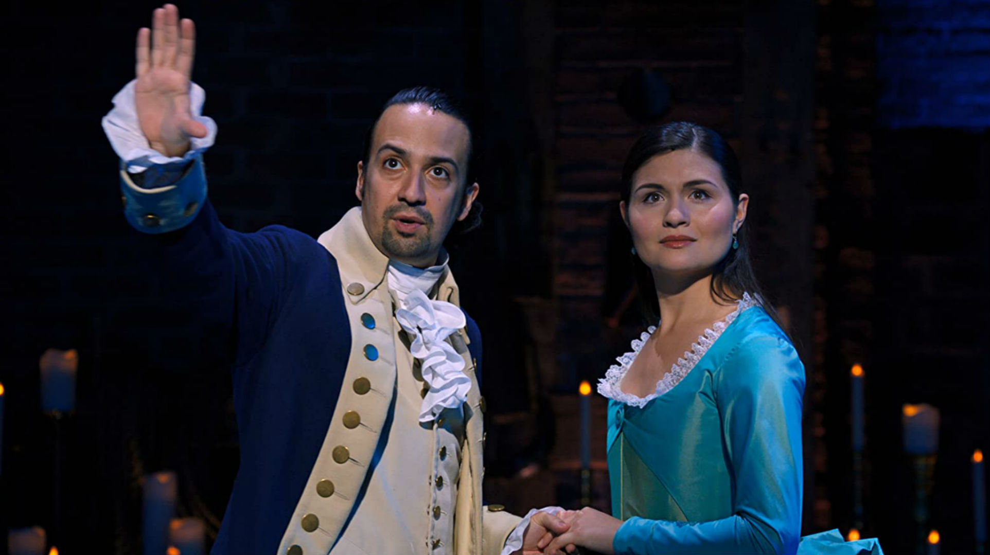Disney's New Hamilton Trailer Offers a Sneak Peek at the Legendary Musical