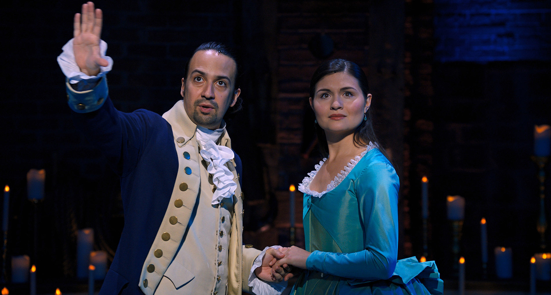 Hamilton Review: Lin-Manuel Miranda's Broadway Hit Arrives on Disney+