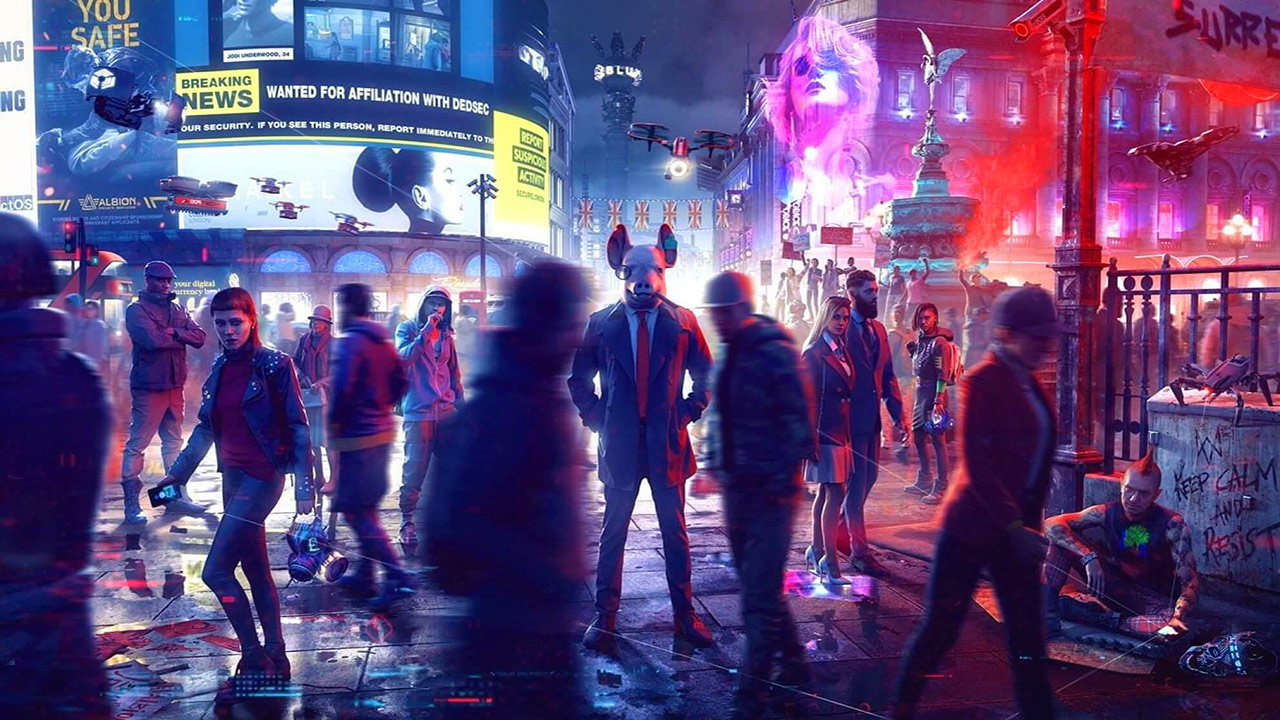 Ubisoft Forward: Watch Dogs: Legion Hands-On