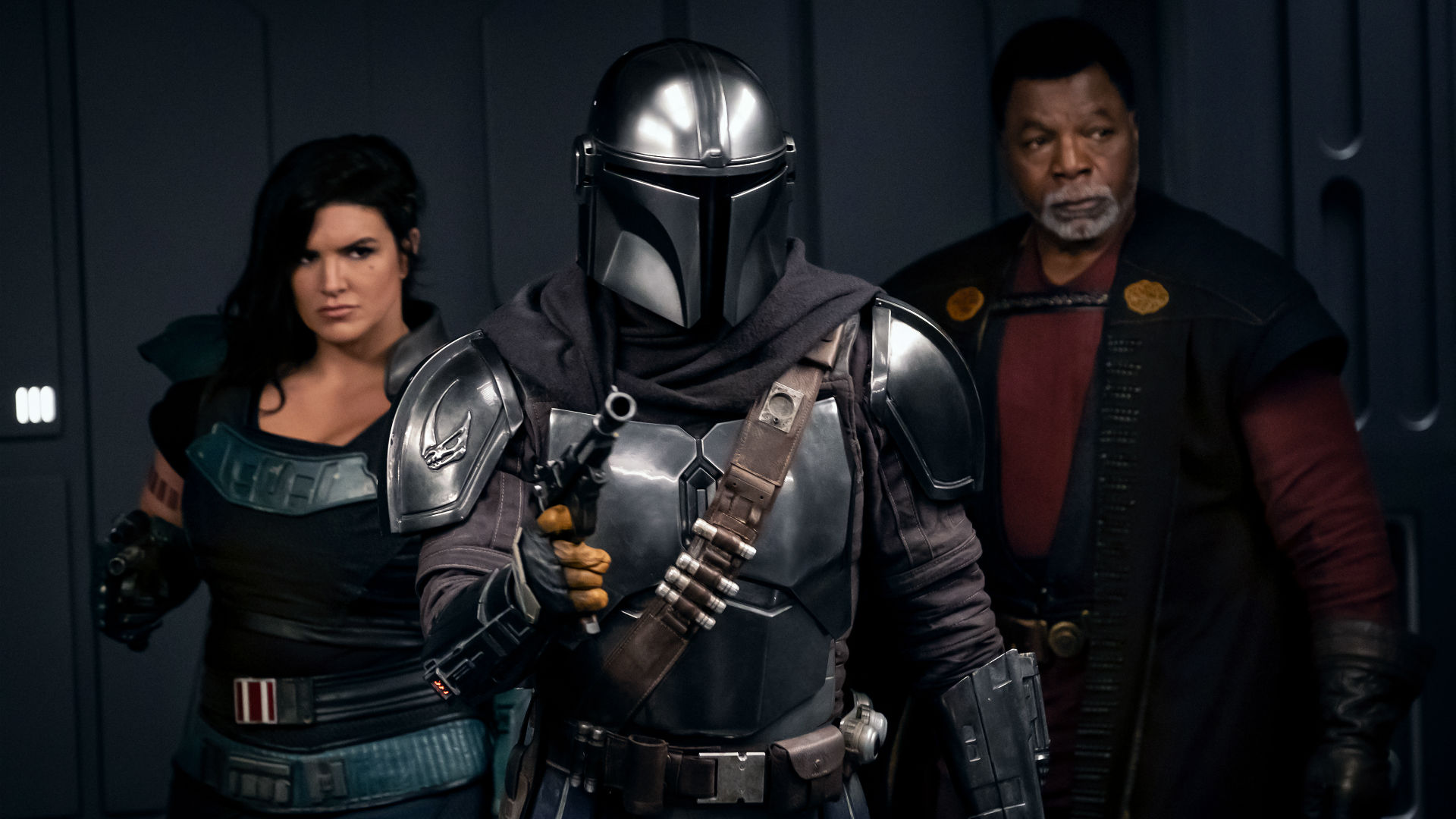 The Mandalorian: Disney+ Debuts All-New Season 2 Character Art
