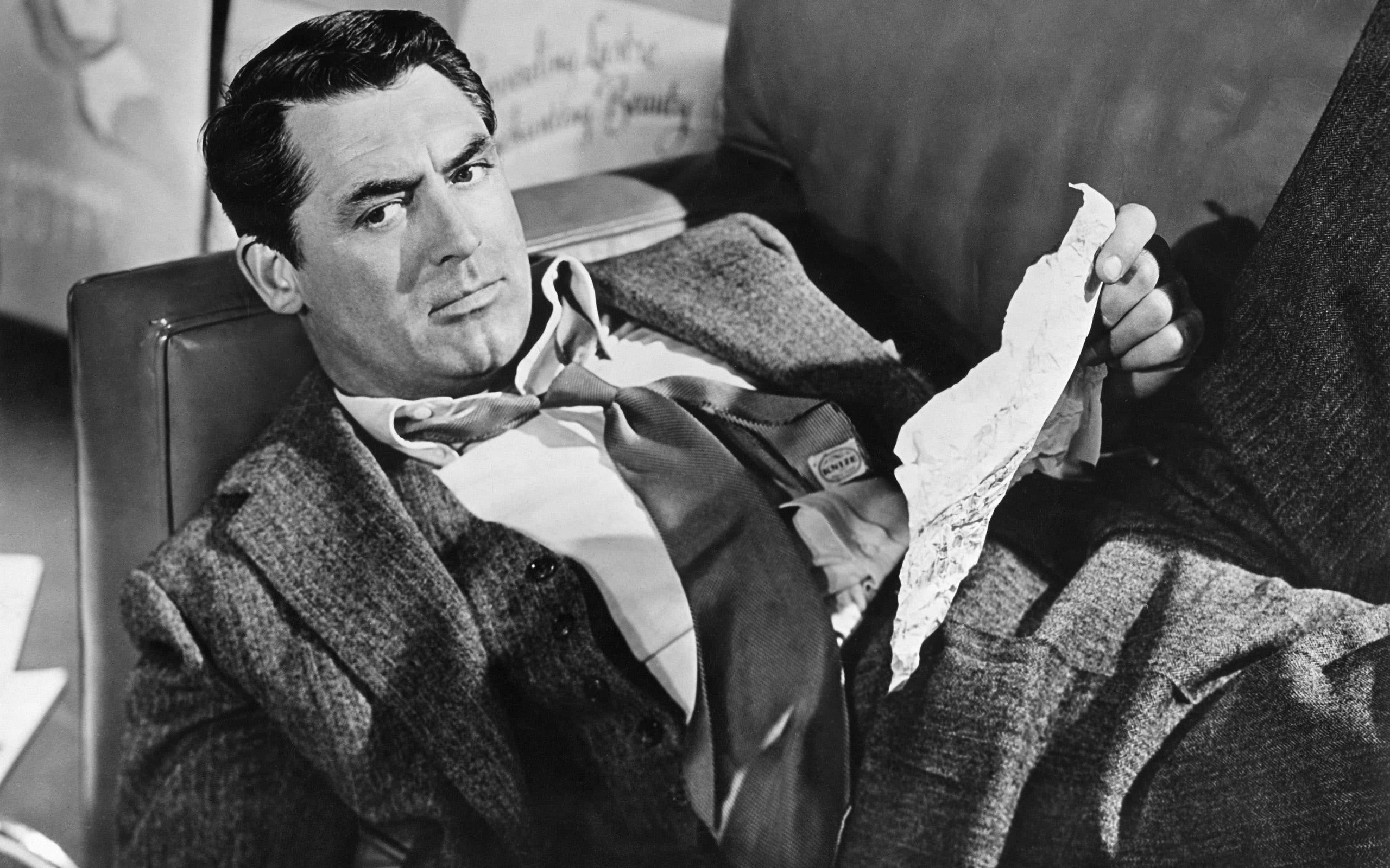 The Criterion Shelf: Cary Grant Comedies