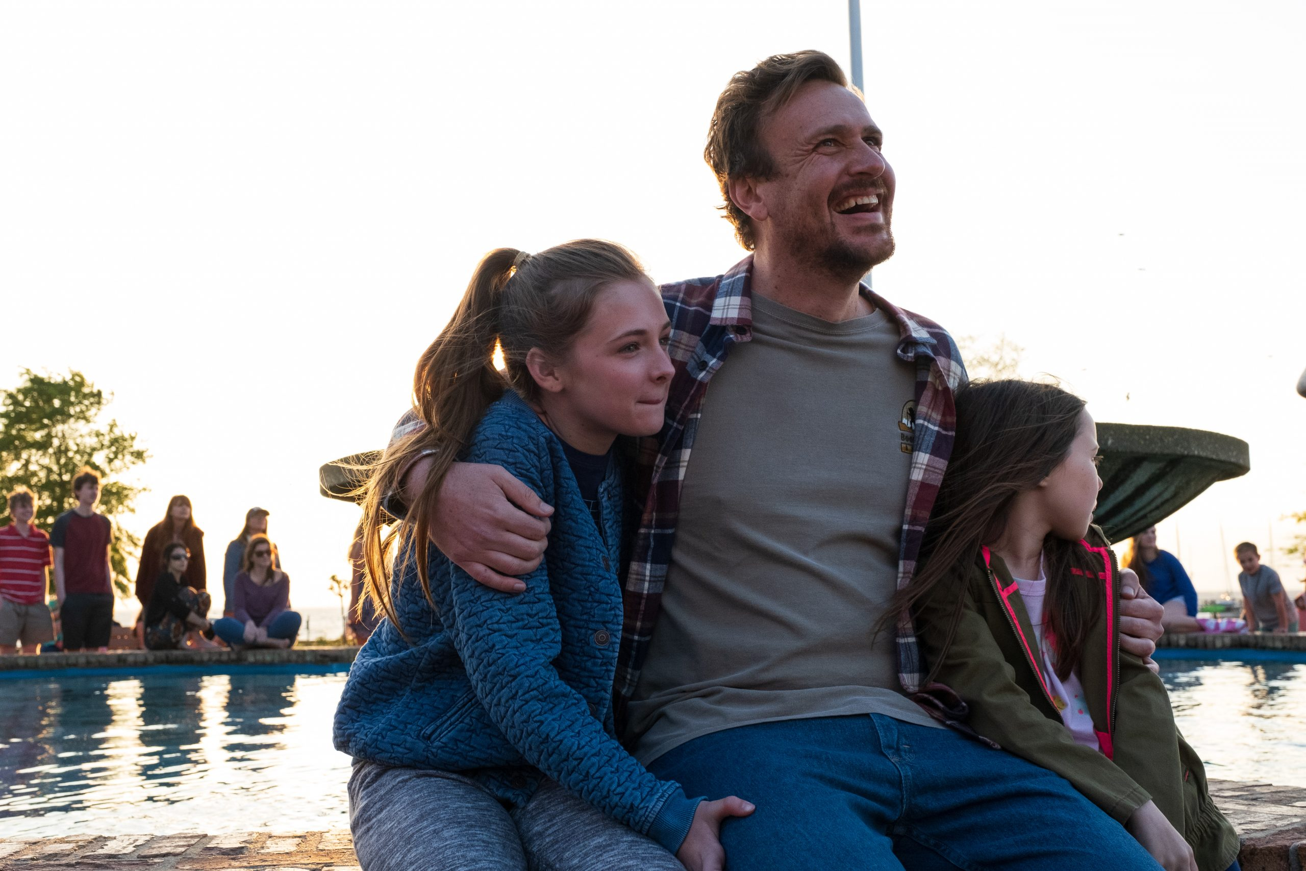Our Friend Review: Jason Segel Shines in Muddled Tearjerker