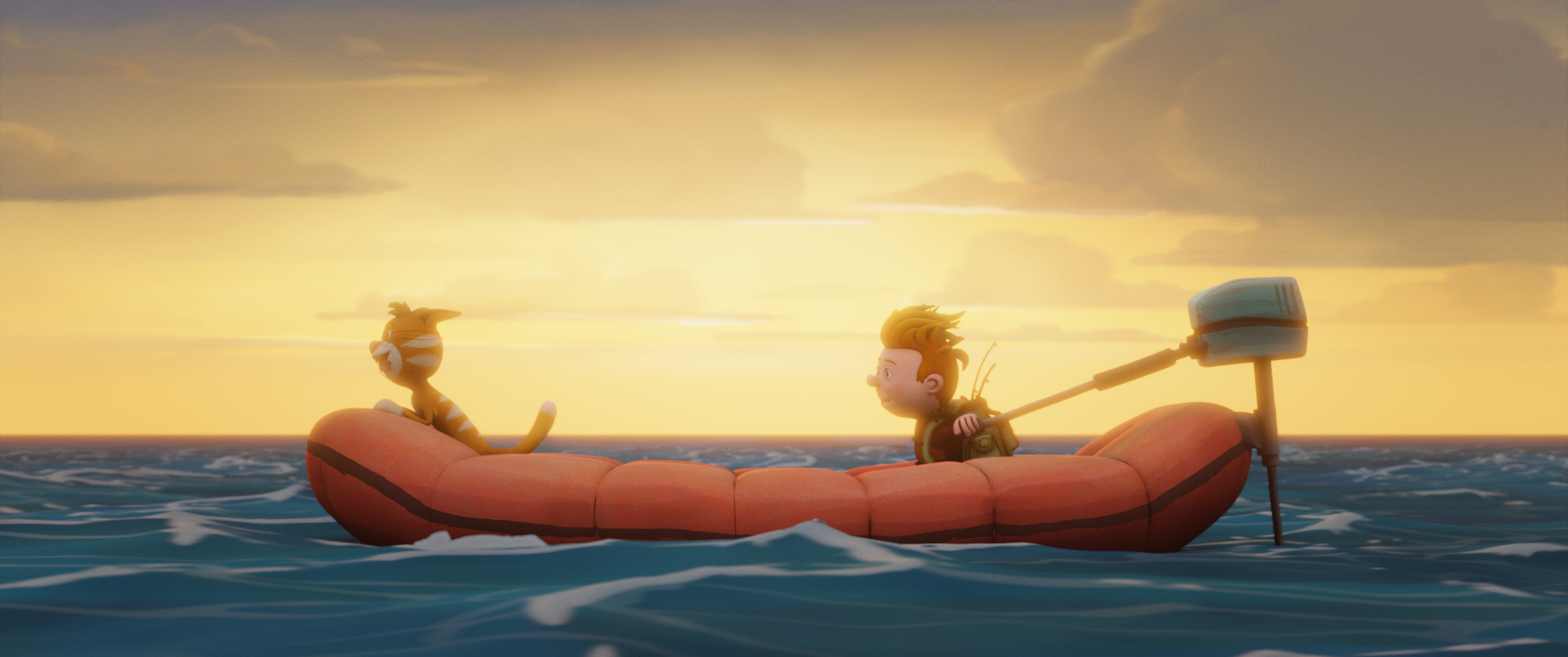 Felix and the Treasure of Morgäa Review: A Homegrown Fable