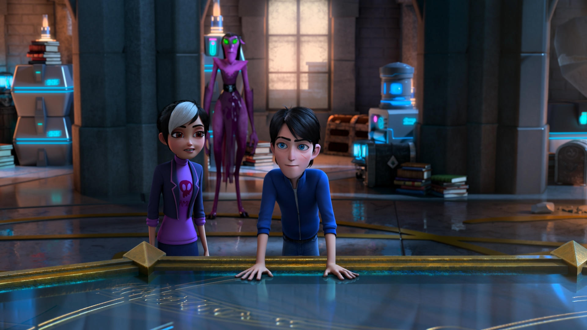 Trollhunters: Rise of the Titans trailer: GDT Delivers A Dazzling Animated Epic