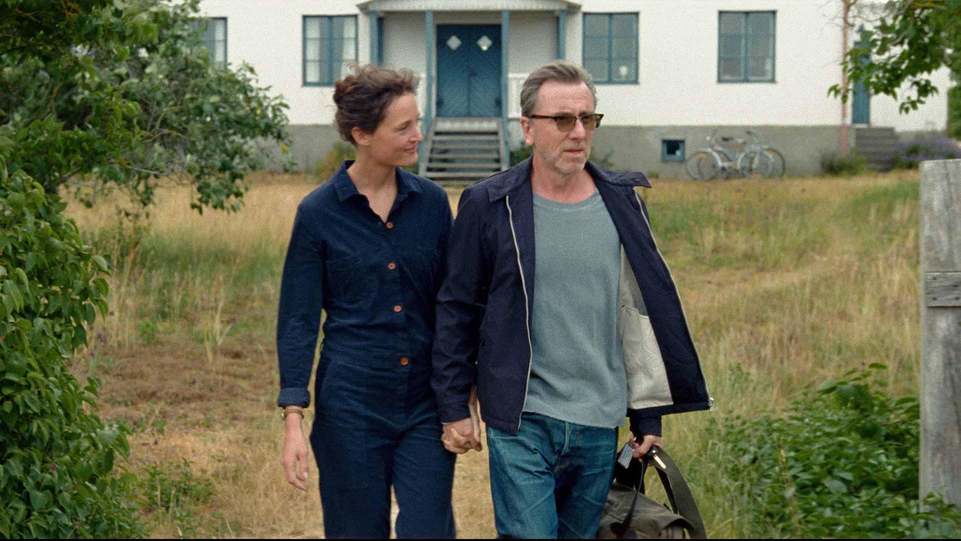 Cannes 2021: Bergman Island Review