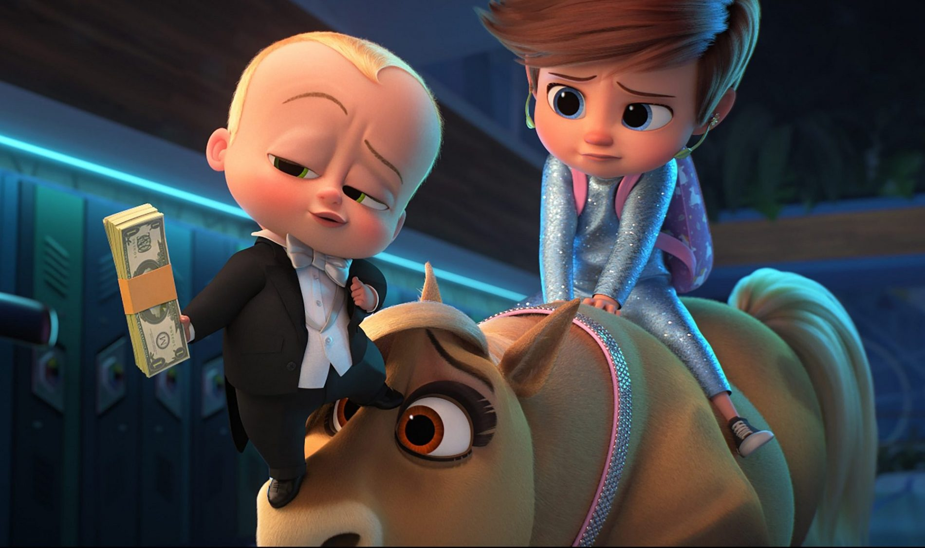 The Boss Baby: Family Business Review