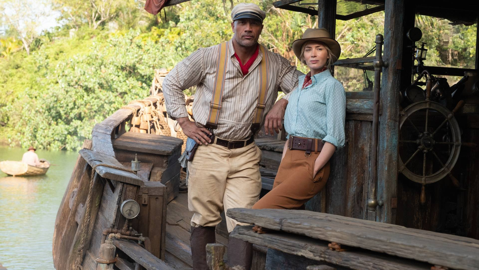 Jungle Cruise Review: Light-hearted Summer Fun