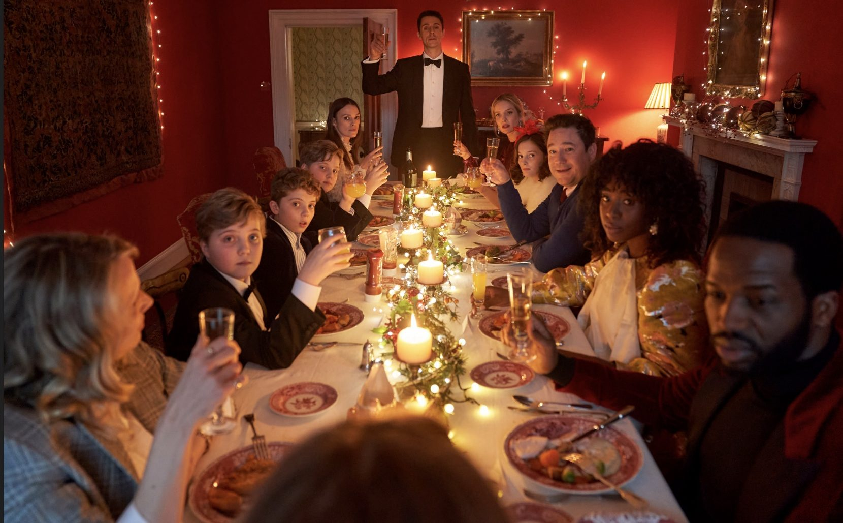 TIFF 2021: Silent Night Review