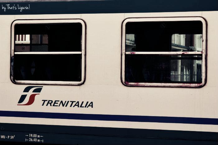 Co powinniście wiedzieć zanim wsiądziecie do pociągu w Ligurii !