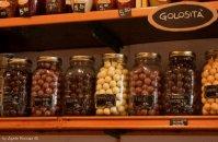 candies in Armaniono shop