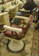 chair barber shop
