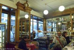 custmers in Marescotti shop