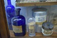 jars in drug store