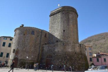 Castle of Varese Ligure