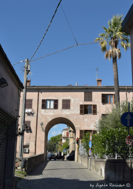 Porta Parma Sarzana