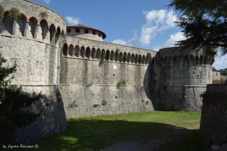fortress Sarzana
