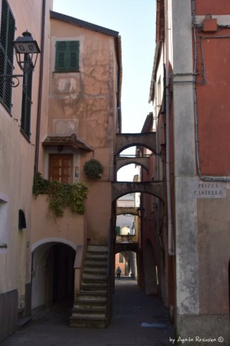 old town Varese Ligure