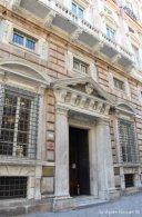 pałac na via Garibaldi