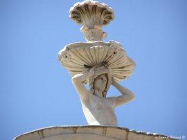 rzeźba Palazzo Reale