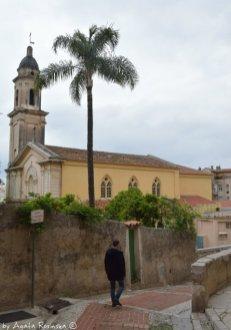 churches of Menton