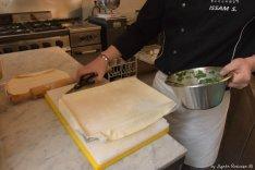 ciasto francuskie i nadzienie