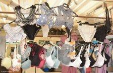 underwear stand