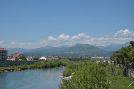 centa river